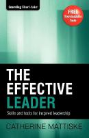 The Effective Leader: Skills and Tools for Inspired Leadership (Paperback)