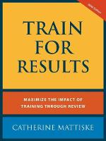 Train For Results (Paperback)
