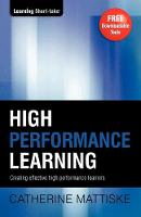 High Performance Learning (Paperback)