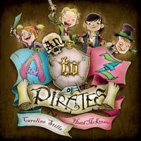 A to Z of Pirates (Paperback)