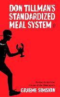 Don Tillman's Standardised Meal System (Hardback)