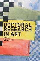 Doctoral Research in Art (Paperback)