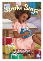 Santa Says (Paperback)
