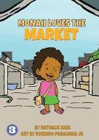 Monah Loves The Market (Paperback)