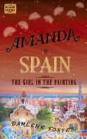 Amanda in Spain: The Girl in the Painting (Paperback)
