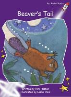 Beaver's Tail - Red Rocket Readers (Paperback)