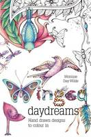 Winged Daydreams: Hand drawn designs to colour in (Paperback)