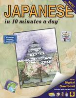 Japanese in 10 Minutes a Day (Paperback)