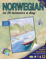 Norwegian in 10 Minutes a Day (Paperback)