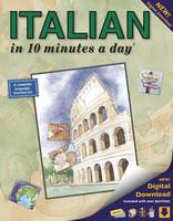 Italian in '10 Minutes a Day' (Paperback)