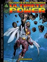 Ultimate Power: Mutants and Masterminds Sourcebook (Hardback)