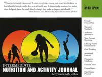 Intermediate Nutrition and Activity Journal (Paperback)