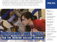 Personal Wellness for the Modern College Student (Spiral bound)