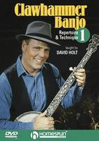 Clawhammer Banjo: Bk. 1 (DVD)