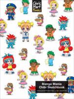 Chibi Sketchbook - Manga Mania (Hardback)