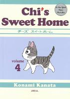 Chi's Sweet Home: Volume 4 (Paperback)