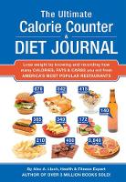 The Ultimate Calorie Counter & Diet Journal (Spiral bound)