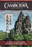 Customs of Cambodia - Zhou Daguan (Paperback)