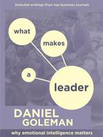 What Makes a Leader: Why Emotional Intelligence Matters (Paperback)