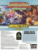 Mutants & Masterminds Gamemaster's Kit, Revised Edition (Book)