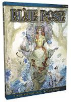 Blue Rose: The AGE RPG of Romantic Fantasy (Book)