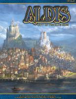 Blue Rose RPG: Aldis City of the Blue Rose Source Book (Hardback)