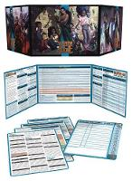 Modern Age RPG Game Master's Kit (Hardback)