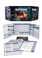 The Expanse Game Master's Kit (Hardback)