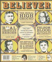 The Believer, Issue 57: October 2008 - Believer (Paperback)