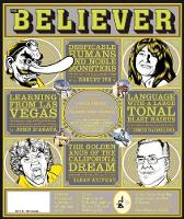 The Believer, Issue 68: January 2010 - Believer (Paperback)