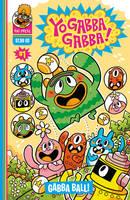 Yo Gabba Gabba: Gabba Ball (Board book)