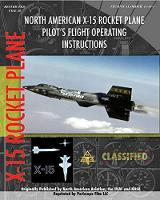 North American X-15 Pilot's Flight Operating Instructions (Paperback)