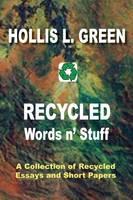Recycled Words N' Stuff (Paperback)