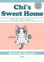 Chi's Sweet Home: Volume 6 (Paperback)