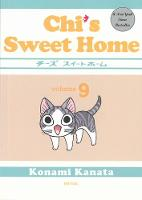 Chi's Sweet Home: Volume 9 (Paperback)