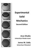 Experimental Solid Mechanics (Paperback)