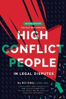 High Conflict People in Legal Disputes (Paperback)