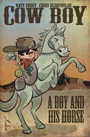 Cow Boy: A Boy and His Horse (Hardback)