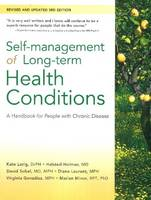 Self-Management of Long-Term Health Conditions: A Handbook for People with Chronic Disease (Paperback)