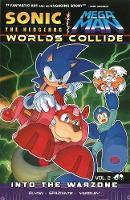 Sonic / Mega Man: Worlds Collide 2 (Paperback)
