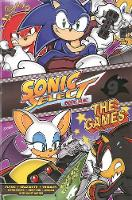 Sonic Select Book 9: The Games (Paperback)