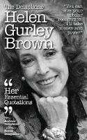 The Delaplaine Helen Gurley Brown - Her Essential Quotations (Paperback)
