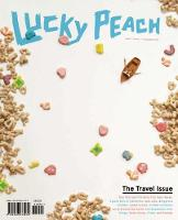 Lucky Peach, Issue 7: The Travel Issue (Paperback)