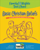Basic Christian Beliefs: Family Nights Tool Chest (Paperback)