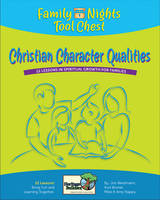 Christian Character Qualities: Family Nights Tool Chest (Paperback)