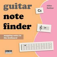 Guitar Note Finder: Learn the Notes on the Fretboard (Paperback)
