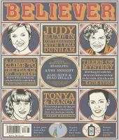 The Believer, Issue 104 (Paperback)