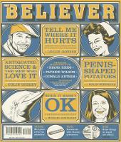 The Believer, Issue 105 (Paperback)