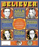 The Believer, Issue 107 (Paperback)