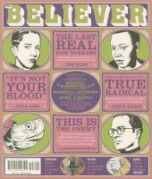 The Believer, Issue 110 (Paperback)